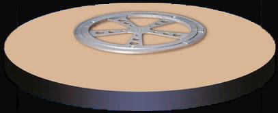Магнитное настенное крепление для мишени TEKNIK-360