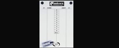 Доска для записи счёта