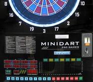 Электронный дартс автомат MINIDART