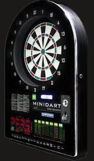 Дополнительное изображение к Электронный дартс автомат MINIDART