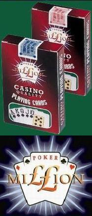 """Дополнительное изображение к Профессиональный набор """"Poker Million Carousel"""""""